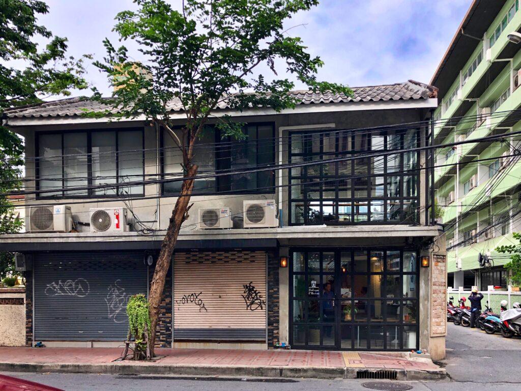 พิจัย คาเฟ่ (Bichaya) ร้านกาแฟในตึกโบราณคลาสสิค